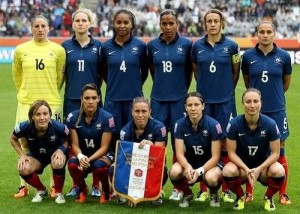 France matches schedule for 2015 FIFA women's world cup.