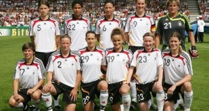 Germany matches schedule for 2015 FIFA Women's world cup