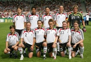 Germany matches schedule for women's FIFA world cup 2015.