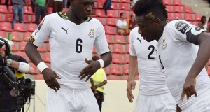 Ghana beat Guinea to qualify for Semi-final of AFCON 2015