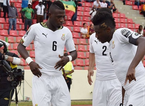 Ghana beat Guinea by 3-0 to qualify for semi-final of 2015 afcon.
