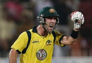 Glenn Maxwell amongst top all-rounders of 2015 cricket world cup.