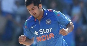ICC approves Mohit Sharma's replacement in Indian squad