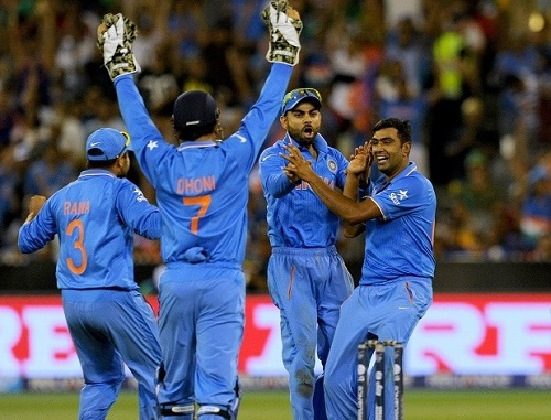 India beat South Africa by 130 runs in 2015 cricket world cup.