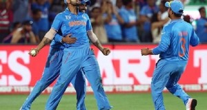 India beat Pakistan by 76 runs in 2015 cricket world cup match