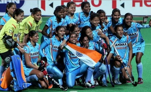 Indian Women's hockey team to play test matches in Spain from 10-24 Feb.