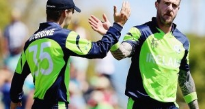 Ireland stuns West Indies to win world cup match by 4 wickets
