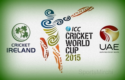Ireland vs UAE 2015 world cup preview, live streaming and score.