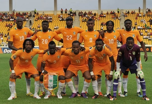 Ivory Coast 23-man squad for 2015 africa cup of nations.