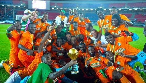 Ivory Coast beat Ghana to win 2015 africa cup of nations.