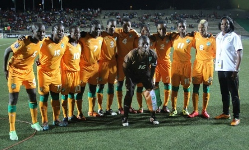 Ivory Coast matches schedule for 2015 FIFA women's world cup.