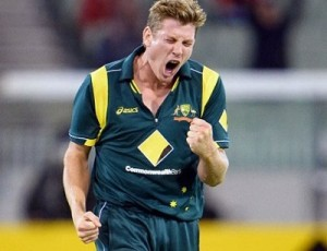 James Faulkner amongst top all rounders of 2015 cricket world cup.