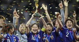 Japan matches FIFA Women's World Cup Canada 2015