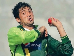 Junaid Khan Ruled out from cricket world cup 2015.