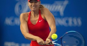 Maria Sharapova beat Rogers in debuting Mexico Open game