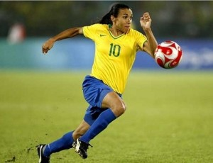 Marta Vieira da Silva said Brazil women can perform well in 2015 FIFA world cup.