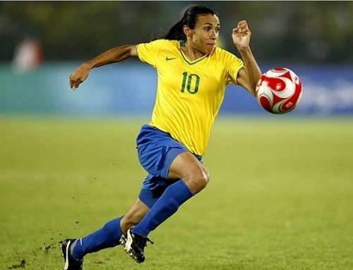 Marta Vieira da Silva said Brazil women can perform well in 2015 FIFA world cup.