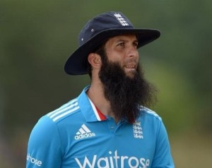 Moeen Ali amongst top all-rounders of 2015 cricket world cup.