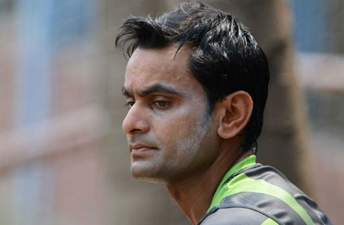 Mohammad Hafeez ruled out from 2015 cricket world cup.