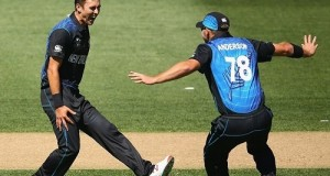 Williamson confirmed 1 wicket win for NZ against AUS at cwc15