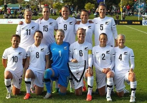 New Zealand matches schedule 2015 women's FIFA world cup.