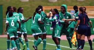 Nigeria matches schedule for FIFA Women's world cup 2015