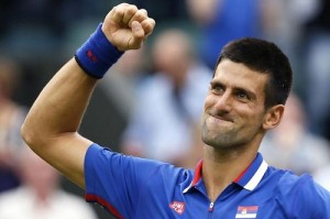 Novak Djokovic qualified for semi-final of Dubai Tennis Championship.