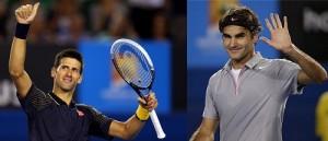 Novak Djokovic vs Roger Federer Dubai Final 2015 live streaming, score.