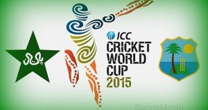Pakistan vs West Indies world cup 2015 Preview, Predictions