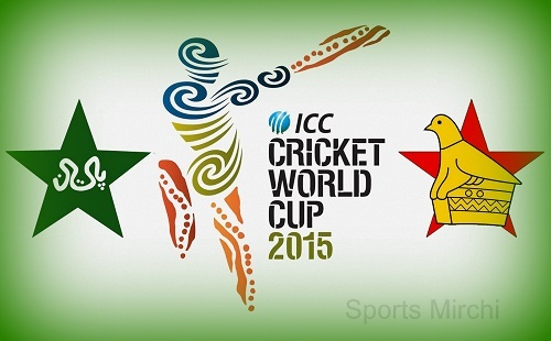 Pakistan vs Zimbabwe cricket world cup 2015 preview and predictions.
