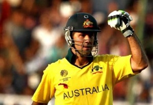 Ponting said Australia are favorites but India are dangerous in 2015 world cup.