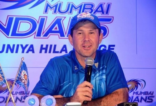 Ricky Ponting said that he'll be aggressive with Mumbai Indians as coach in IPL 2015.