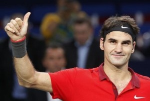 Roger Federer reaches at Dubai Tennis Championships Final to defend title.