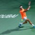 Roger Federer wins his 7th Dubai ATP title by beating Djokovic