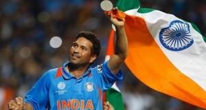 Sachin Tendulkar wishes Team India to win the world cup 2015