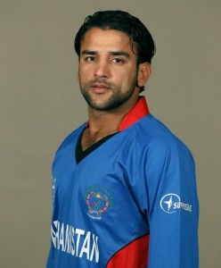 Shafiqullah Shafiq replaced Merwais Ashraf in Afghanistan world cup 2015 squad,