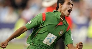 Shafiul Islam Replaces Al-Amin Hossain in BAN world cup squad