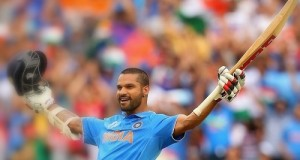 Shikhar Dhawan hits 7th ODI century against South Africa
