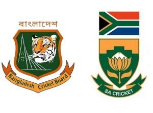 South Africa tour of Bangladesh 2015.