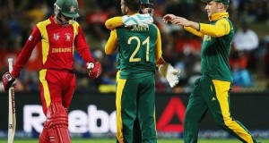 South Africa beat Zimbabwe by 62 runs in ICC world cup 2015