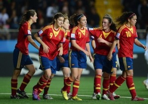 Spain matches schedule 2015 FIFA women's world cup.