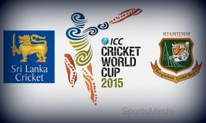 Sri Lanka vs Bangladesh world cup 2015 preview and predictions.