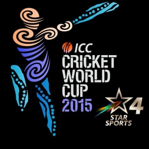 Star Sports to telecast live cricket world cup 2015 warm up matches.