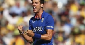 Finn becomes first England bowler to take hat-trick in world cup