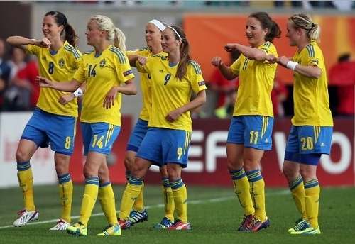 Sweden matches schedule for 2015 FIFA women's world cup.