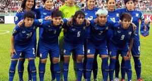 Thailand matches schedule for FIFA Women's World Cup 2015
