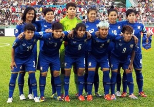 Thailand matches schedule for 2015 FIFA women's world cup.
