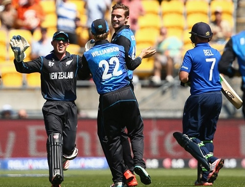 Tim Southee destroyed England batting takes 5 wickets hall.