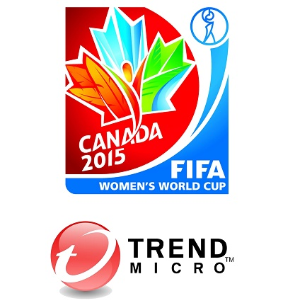 Trend Micro to be National Supporter of FIFA women's world cup 2015.