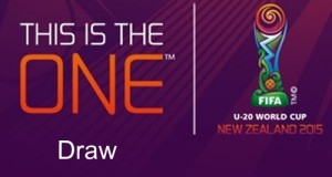 USA draws in group A of FIFA U-20 World Cup New Zealand 2015